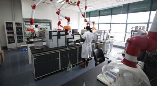 检测设备全景-精细化工中间体定制合成新方向