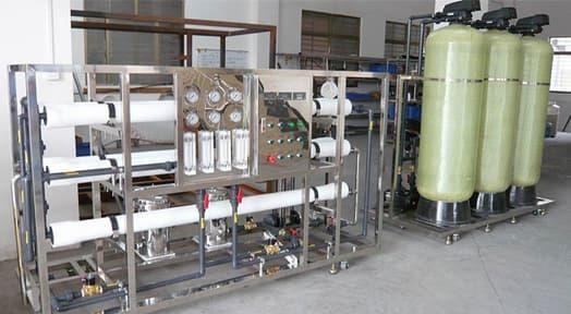 生产设备局部-精细化工中间体定制合成新方向