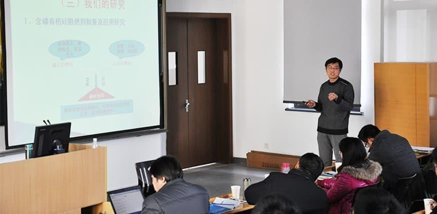 杭州师范大学副教授:李美江
