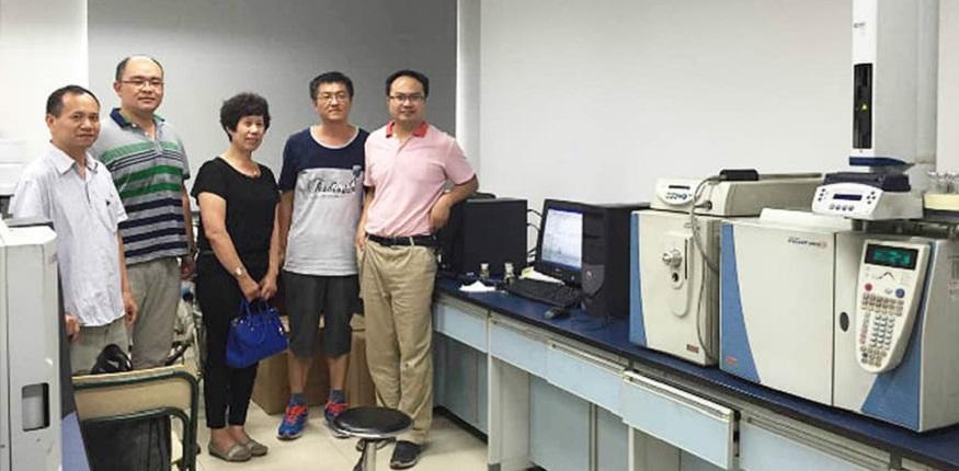 联盟理事长单位与杭州师范大学进行项目合作