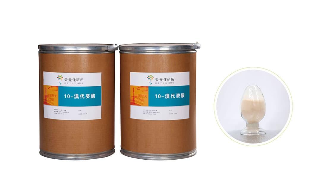 10-溴代癸酸应用于医药化学领域