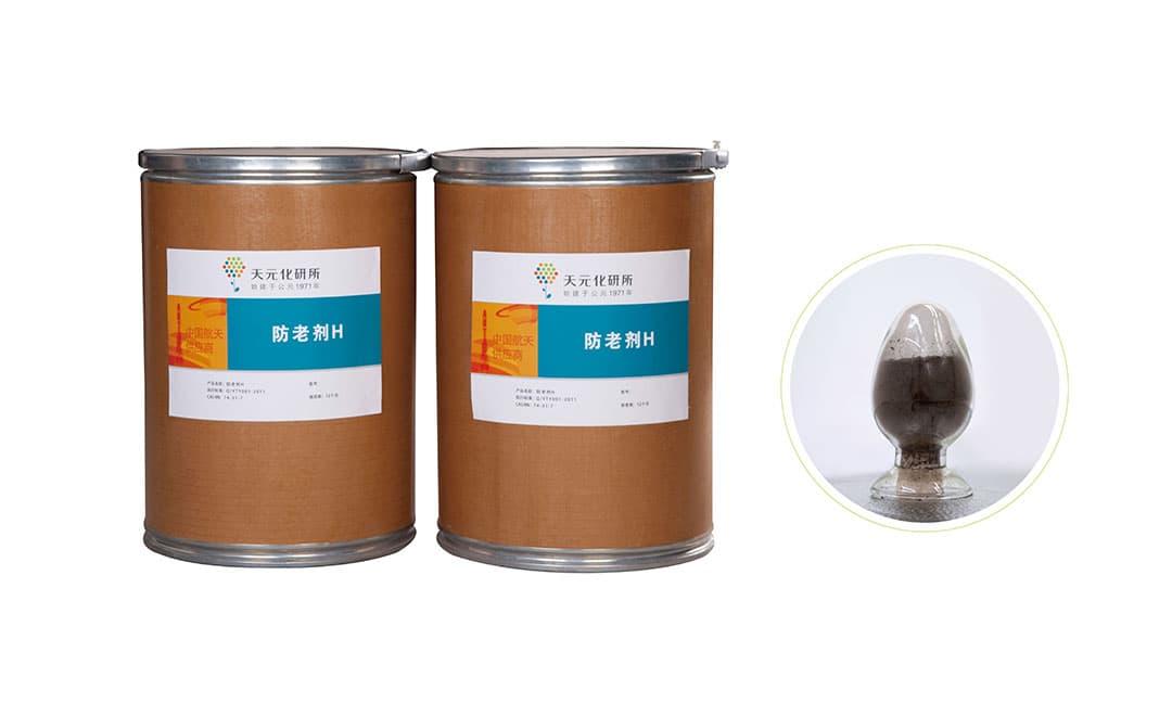 防老剂H应用于橡胶制品领域