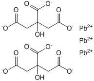 柠檬酸铅结构式